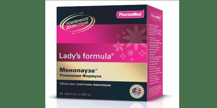 Lady's Formula Менопауза Усиленная