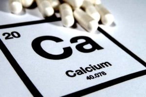 элемент Ca и таблетки