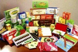 лекарства китай