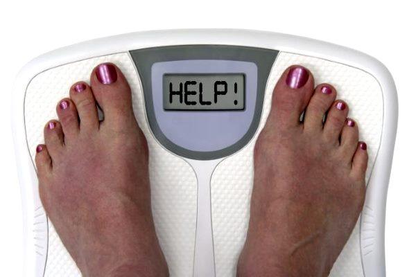 проблемы с весом