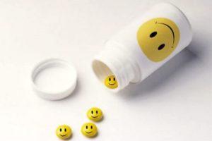 таблетки со смайликами