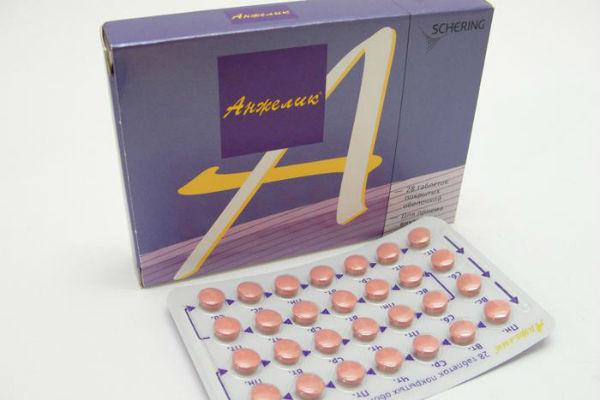 Анжелик - инструкция показания состав побочные эффекты