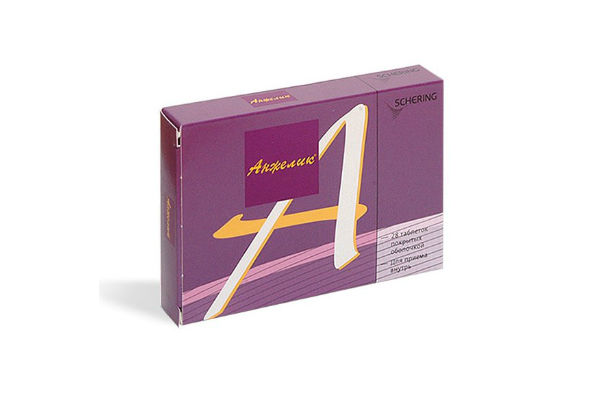 Отзывы о гормональном препарате Анжелик