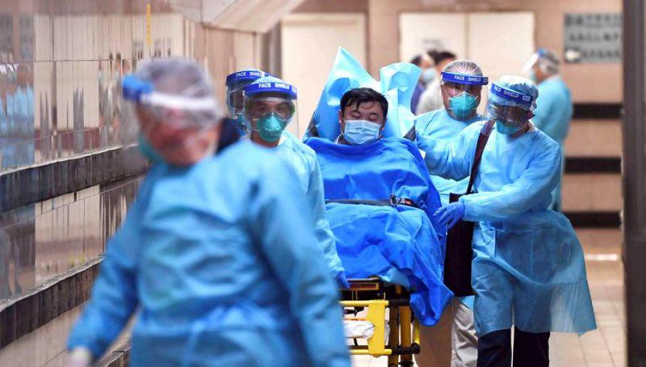 лечение коронавируса в стационаре